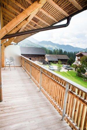 Foto vom Balkon La Villa