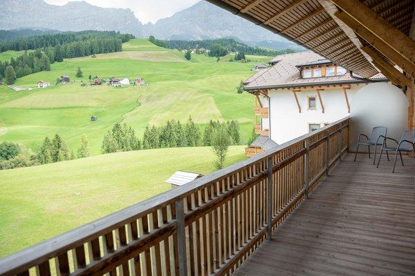 Foto del balcone La Villa