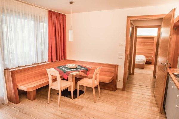 Der Wohnraum La Villa - Hotel + Residence 3 Stern sup.