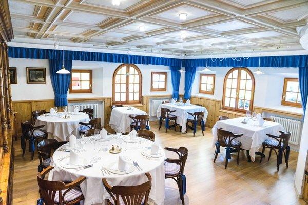 Das Restaurant La Villa La Villa