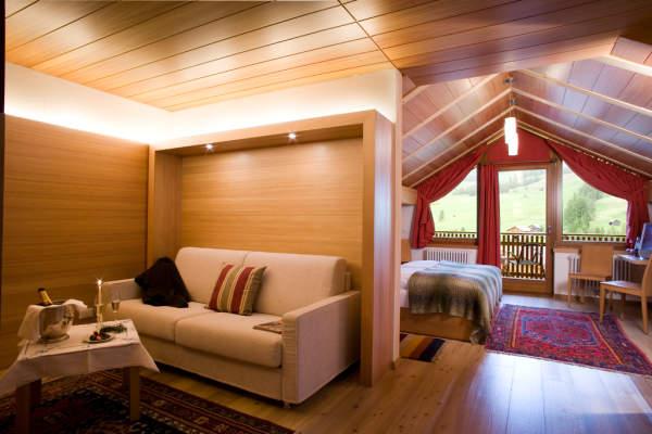 Foto della camera Hotel + Residence La Villa