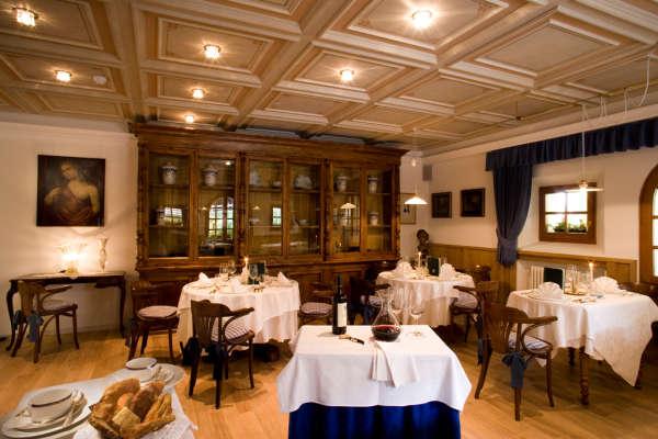 Il ristorante La Villa La Villa