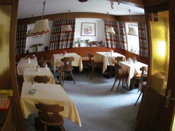 The restaurant Andriano / Andrian (Strada del vino north / Weinstraße north) Trübenbach