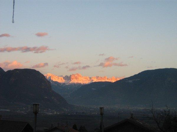 Panorama Andriano (Strada del Vino Nord)