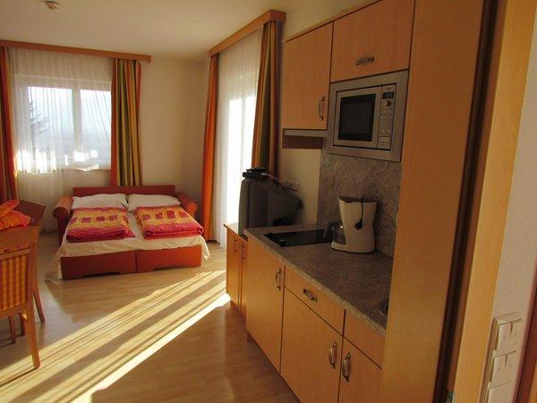La zona giorno Trübenbach - B&B + Appartamenti 2 stelle