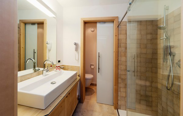 Photo of the bathroom Hotel + Residence Ladinia