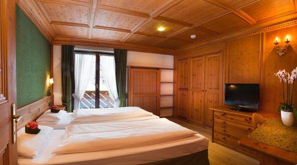 Foto della camera Hotel + Residence Ladinia
