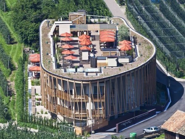 Hotel residence napura siebeneich bozen und umgebung for Design hotel napura