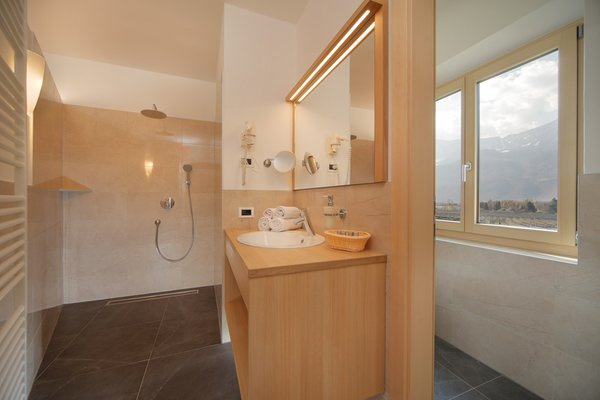 Foto del bagno Hotel Neuhausmühle