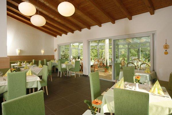 Il ristorante Vilpiano Neuhausmühle
