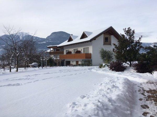 Photo exteriors in winter Neuhausmühle