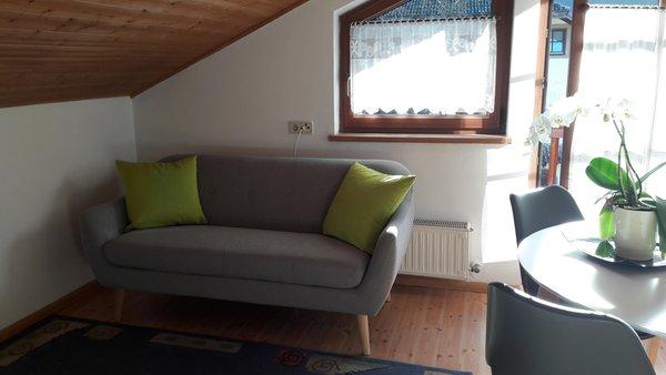 Il salotto Appartamenti in agriturismo Haus Barbieri