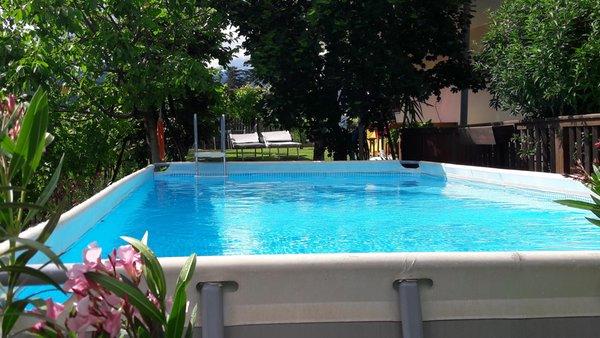 Foto della piscina all'aperto