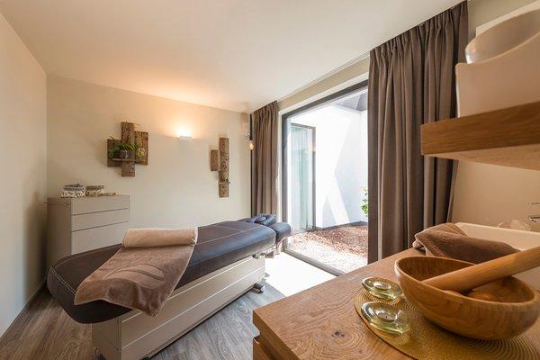 Foto vom Wellness-Bereich Hotel Lech da Sompunt