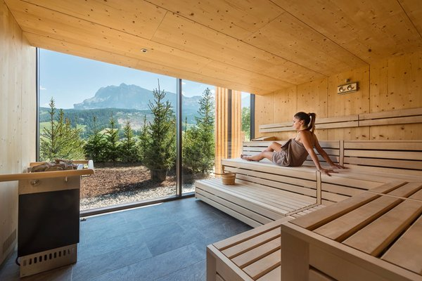 Foto der Sauna Badia - Pedraces
