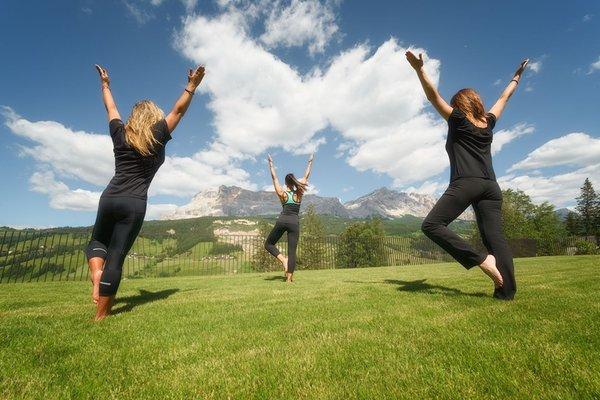 Sommeraktivitäten Alta Badia / Hochabtei