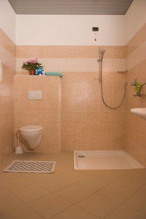 Photo of the bathroom Campsite Markushof