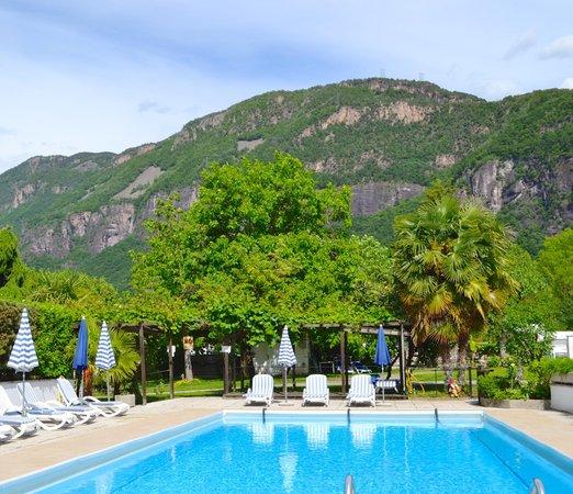 Swimming pool Campsite Markushof