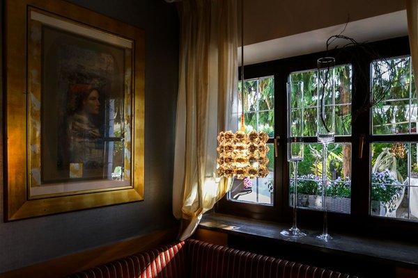 Le parti comuni Hotel Villa Groff