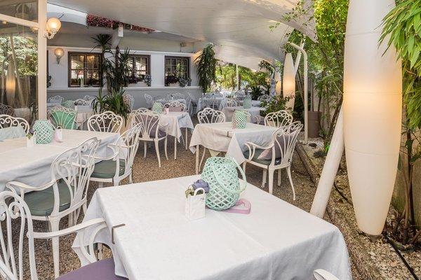 Il ristorante Ora (Strada del Vino Sud) Villa Groff