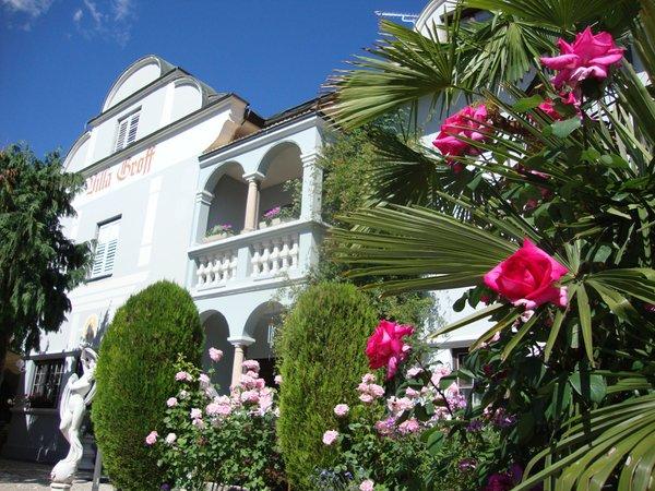 Foto estiva di presentazione Hotel Villa Groff