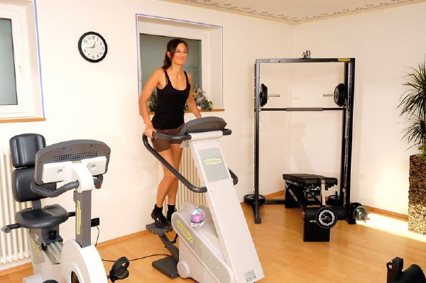 Photo of the fitness area Hotel Melodia del Bosco