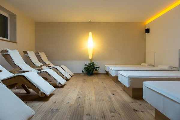 Photo of the wellness area Hotel Melodia del Bosco