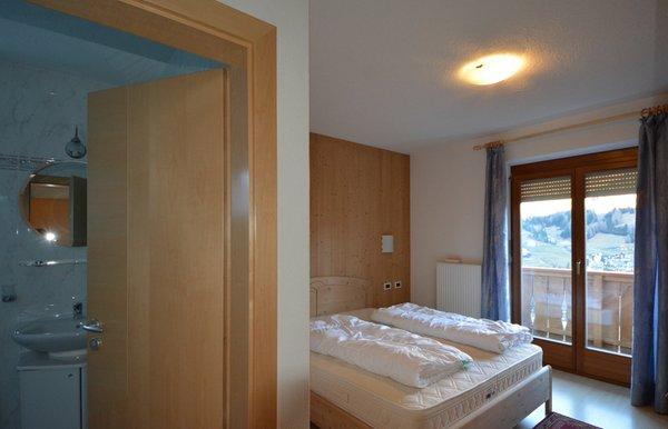 Foto vom Zimmer Ferienwohnungen Lalunch