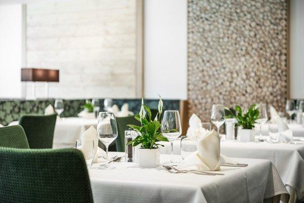 Il ristorante Badia - Pedraces Miramonti