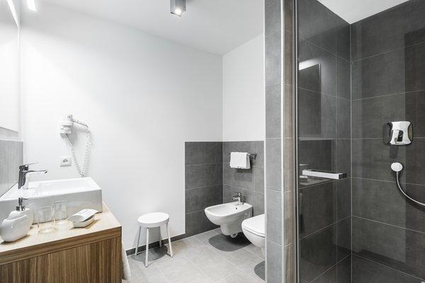 Foto del bagno Hotel Miramonti