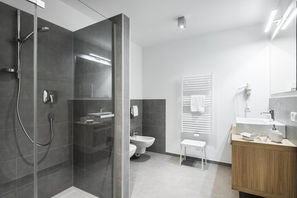 Photo of the bathroom Hotel Miramonti