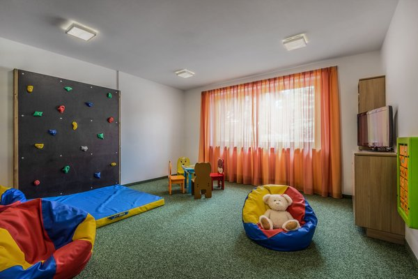 The children's play room Hotel Miramonti