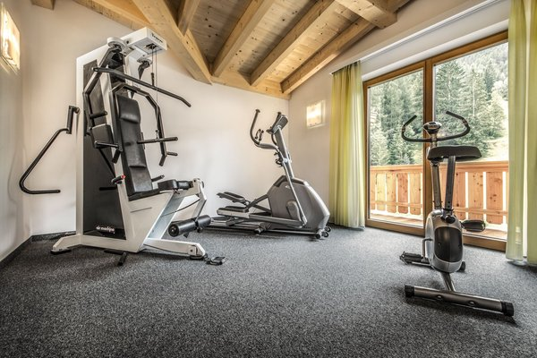 Photo of the fitness area Hotel Miramonti