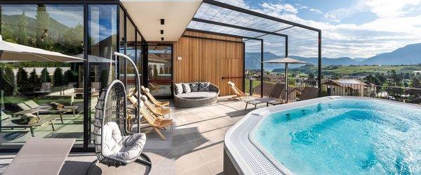 Foto vom Wellness-Bereich Hotel Christof