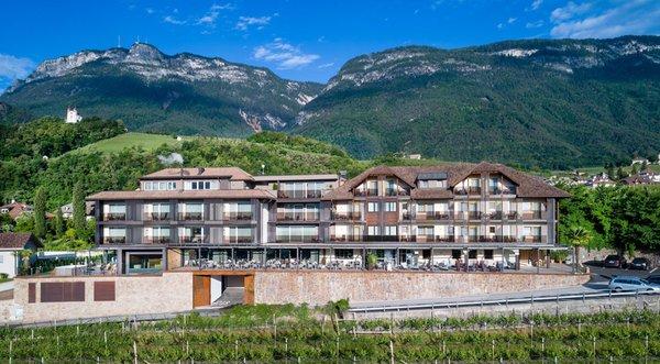 Sommer Präsentationsbild Hotel Christof