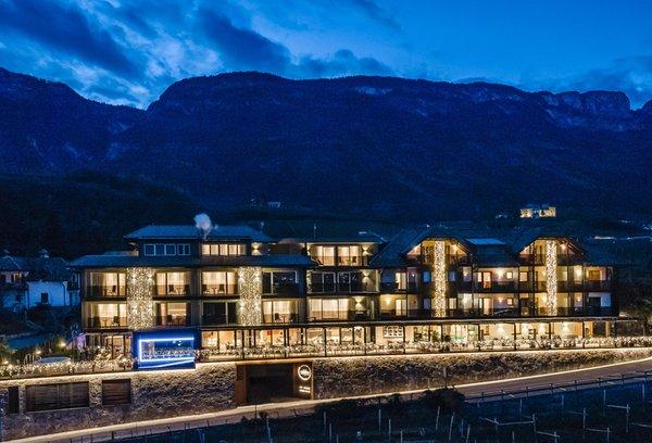 Winter Präsentationsbild Hotel Christof