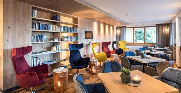 Die Gemeinschaftsräume Hotel Christof