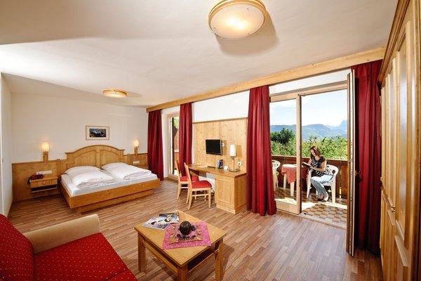 Foto vom Zimmer Hotel St. Justina Hof
