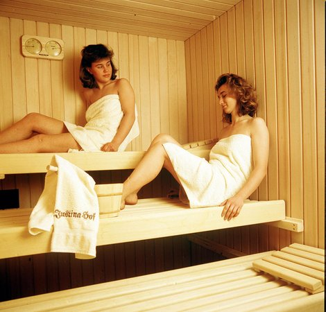 Foto der Sauna St. Pauls