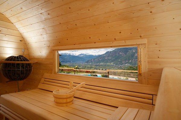 Foto della sauna Frangarto