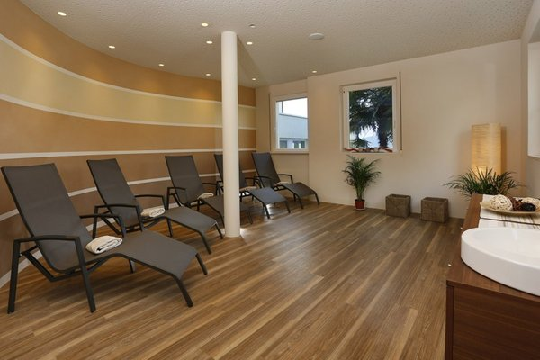 Photo of the wellness area Hotel Sigmundskron