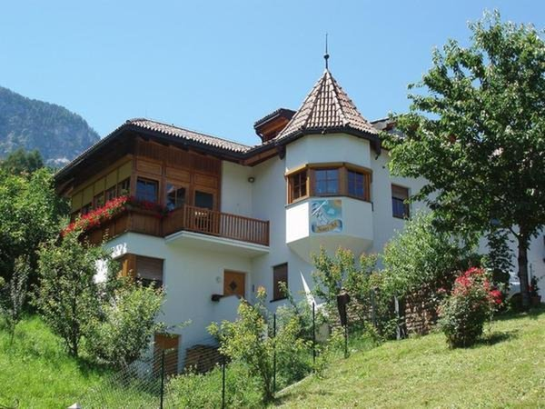 Foto esterno in estate Tinnerhof