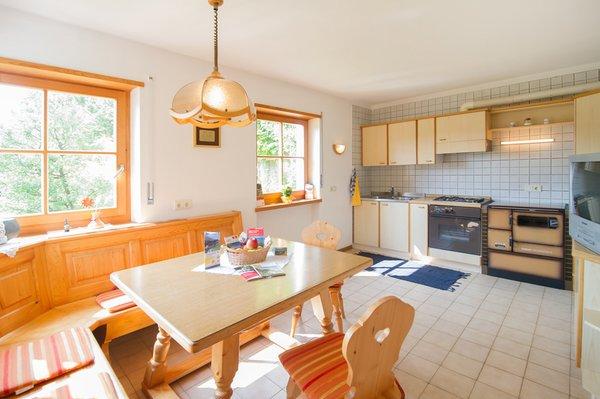 Foto della cucina Tinnerhof