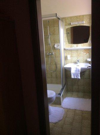 Foto del bagno Garni Haus Haas