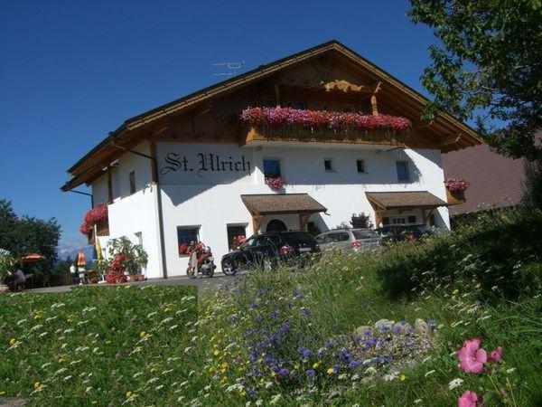 Sommer Präsentationsbild Gasthof St. Ulrich