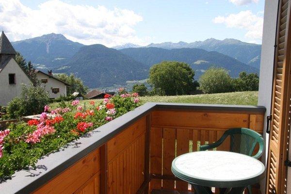 Foto vom Balkon Schötzerhof