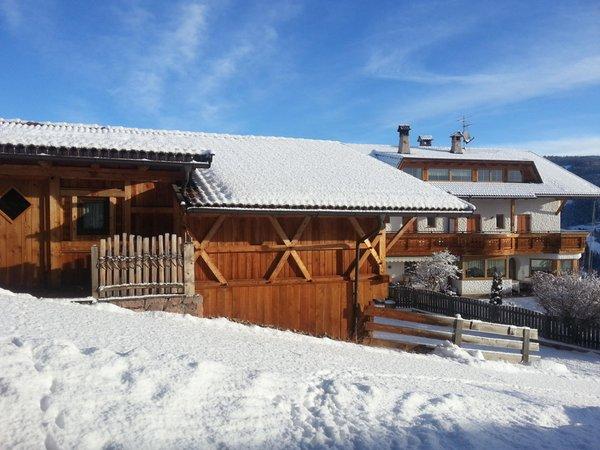 Foto Außenansicht im Winter Neu-Schötzerhof