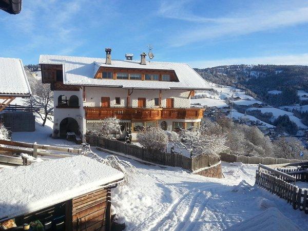 Winter Präsentationsbild Ferienwohnungen auf dem Bauernhof Neu-Schötzerhof