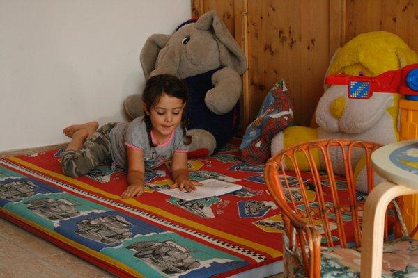 Das Kinderspielzimmer Ferienwohnungen auf dem Bauernhof Neu-Schötzerhof