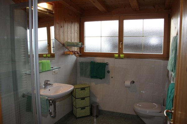 Foto vom Bad Ferienwohnungen auf dem Bauernhof Neu-Schötzerhof